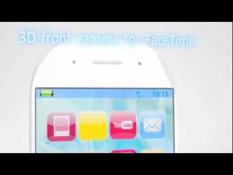 Yeni İphone 5 Konsept Sanat Tasarım Trailer (Eylül 2012)