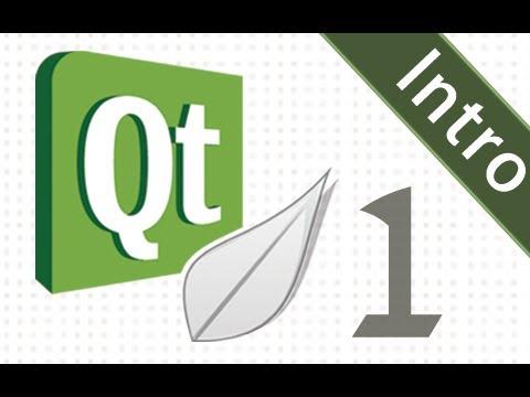 Öğretici Qt - 1 - Introducción.