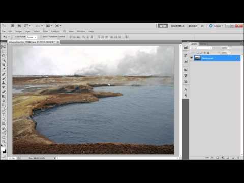 60 İkinci Photoshop Eğitimi: Geçmiş Fırçası Aracı - Hd-