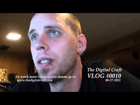 """Dijital Craft - Vlog 0010 """"biraz Kahve Alalım.  Uzun Gün."""""""