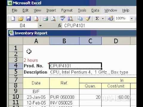 Microsoft Office Excel 2003 Switch Tam Veya Normal Ekran Görünümüne