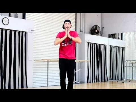 Nasıl Dance: Cık Öğretici (Temel Rutin)» Matt Steffanina Hip Hop Dans Eğitimi