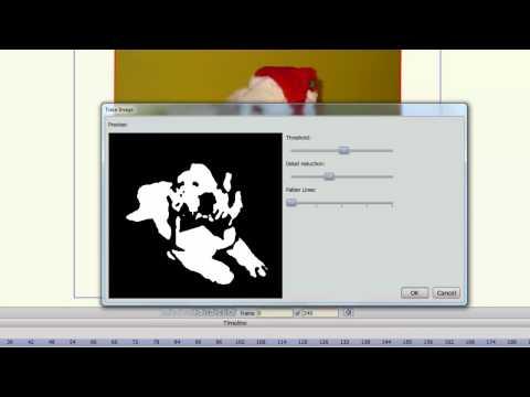 Anime Studio 9 İlk Eğitimi - Otomatik Resim İzleme