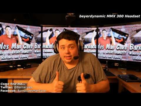 En İyi Gaming Headset - Beyerdynamic Mmx 300 Dijital Premium Kulaklık İncelemesi