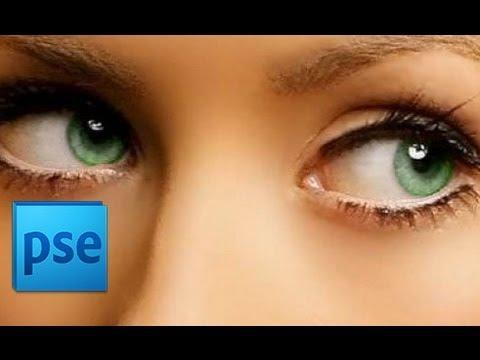 Nasıl Göz Rengi - Yeni Başlayanlar Öğretici Değiştirmek İçin