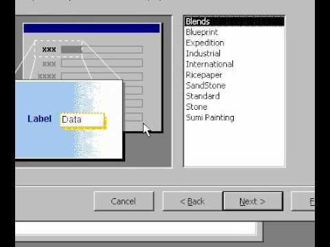 Microsoft Office Access 2000 Oluşturma Yeni Bir Veritabanı İçinde Erişim