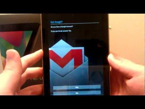 Nasıl Codenameandroid Nexus 7 (3.6.0) Yüklemek İçin