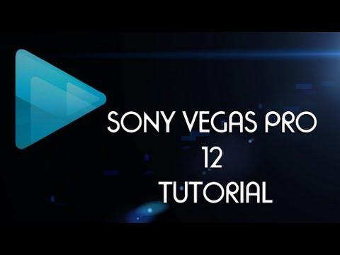 Sony Vegas Pro 12 - Nasıl Bir Video [Yeni Başlayanlar Öğretici] Metin Eklemek İçin