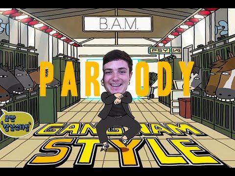 """Gangnam Style - Parodi Müzik Vıdeo """"okul Tarzı"""""""