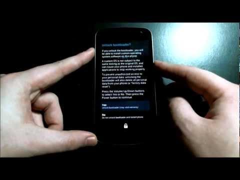 Nasıl Kök - Samsung Galaxy Nexus Unlocked Gsm
