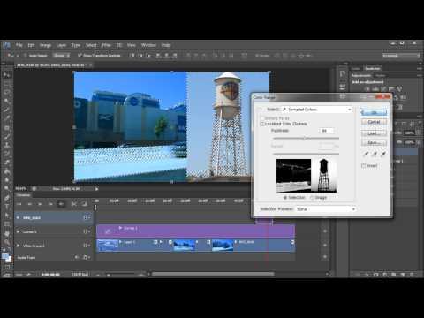 Photoshop Tutorial: Cs6 Yeni Video Düzenleme Özellikleri - Hd-