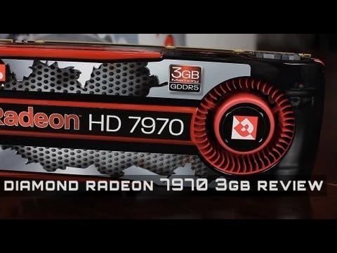 Elmas Radeon 7970 3Gb İnceleme