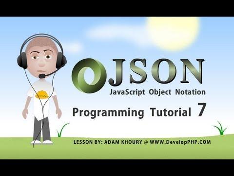 Json Eğitimi İçin Yeni Başlayanlar Part 7 Ajax Php Mysql Veri Programlama Talep