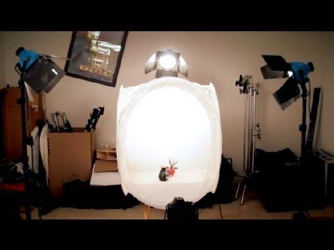 Nasıl Işık Kutuları Aydınlatmak İçin : Fotoğrafçılık Teknikleri