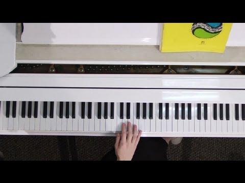 Piyano Tuşlarında Parmaklarını Yerleştirileceği Yeri: Piyano Dersleri Ve Temelleri