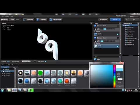 Cztutorıál - Etkileri 114 - Öğe 3D - Animace Sonra