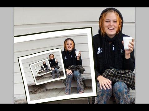 Droste Efekt Photoshop