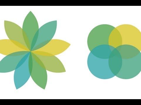 Illustrator Uygulamasında Bir Şeffaf Logo Tasarımı Oluşturma