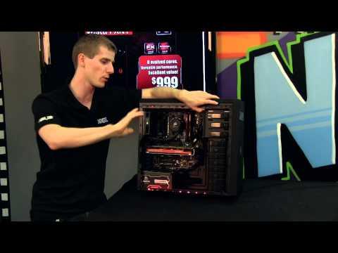 Ncıx Pc Vesta Fxn1 Amd Piledriver Fx-8320 Oyun Sistemi Vitrin Ncıx Tech İpuçları