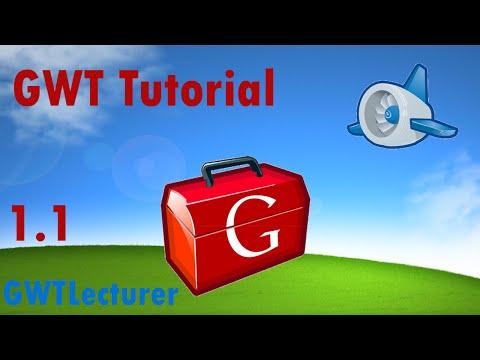 Gwt Öğretici 1.1 - Gwt Guı Oluşturmak İçin Uygun Mimari