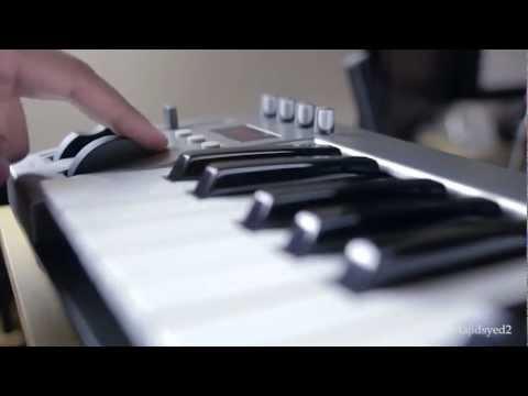 Meşe Palamudu Aletleri - Masterkey 49 Usb Denetleyicisi Klavye Bir Daha Gözden Geçirme