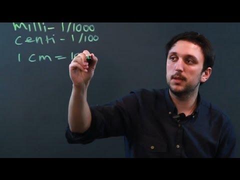 Kaç Milimetre 100 Santimetre Olarak Mı? : Metrik Sistem