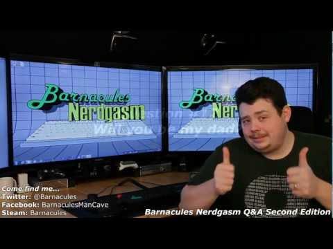 Barnacules Q&A - Popüler Video Yorumlarına Yanıt
