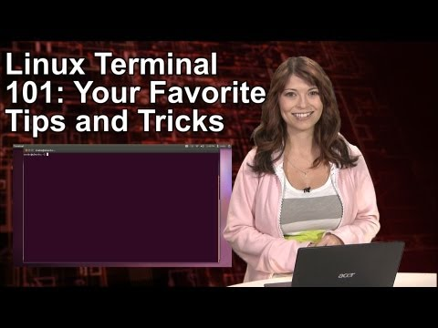 Haktip - Linux Terminal 101: Senin Favori İpuçları Ve Püf Noktaları