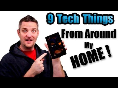 9 Teknik Okul Şeyler Benim Evde