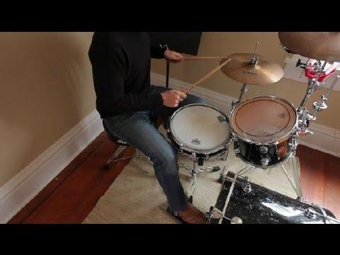 Nasıl Bir Trance Drum Ritim Yapmak: Davul Teknikleri