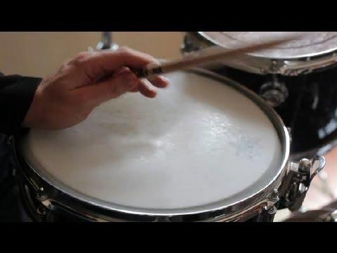 Nasıl Sessiz Bir Baget Yapmak: Davul Teknikleri