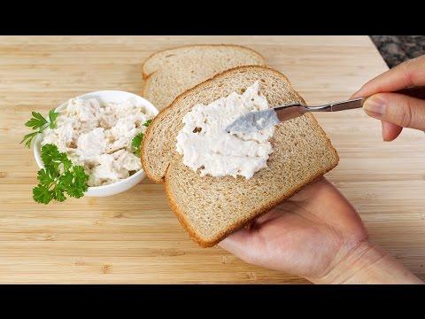 Nasıl Bir Ton Balıklı Sandviç Yapmak
