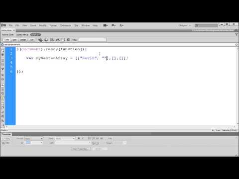 Jquery Öğretici: Diziler Ve Birleştirme Kullanarak Jquery - Hd-