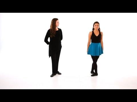 Nasıl Düzgün Duruş Var | İrlandalı Adım Dans