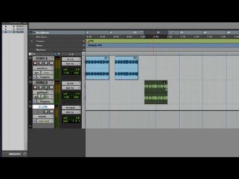 Nasıl Mix Ve Şarkıları Püre İçin: Kayıt Ve Karıştırma Müzik