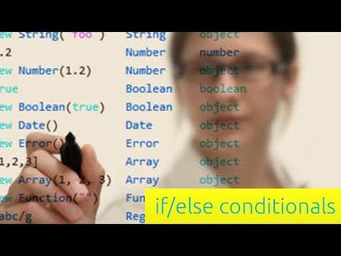 If Else Koşullu Deyimleri - Javascript Eğitimi Yeni Başlayanlar İçin