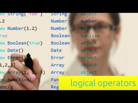 Mantıksal İşleçler - Javascript Eğitimi Yeni Başlayanlar İçin