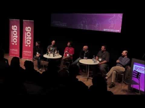 İnsanlar Vs Nosql Veritabanları: Panel Tartışma