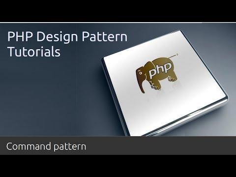 Komut Desen - Php Tasarım Desenleri