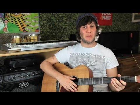 Ragtime İçin Bir Gitar Toplama Parmak İçin İpuçları: Gitar Dersleri