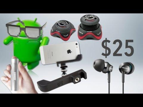 Teknoloji Ve Geek Hediyeler 25 $ Altında En İyi! (2012 Tatil Hediye Kılavuzu)