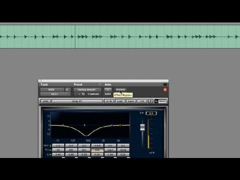Bir Tekme Davul Sesi Sıkma: Kayıt Ve Karıştırma Müzik