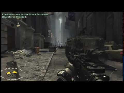 Üzerinde Intel Core İ7 - 3770 K İle Intel Hd4000 Grafik Çipi-Modern Warfare 3 Oyun