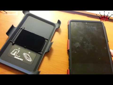 Nexus 7 Seidio Active Davası