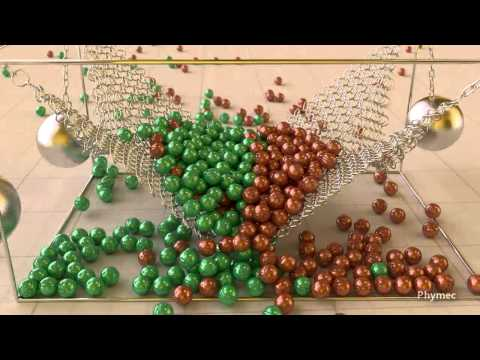 Festival Chaınmaıl Simülasyon Test--Blender Bullet Fizik Smallluxgpu Fizik.