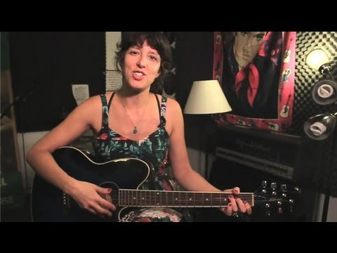 Nasıl Gitar Dizeleri Kazıma Parmak Durdurmak İçin: Guitar İpuçları Ve Bakım