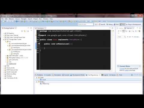 Eclipse Java Ve Php Geliştirme İpuçları 8: Görevler Görünümü