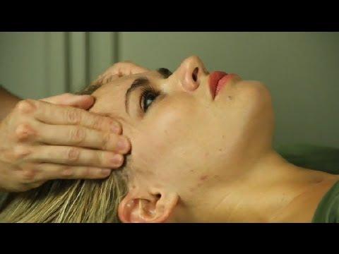 Her Gece Kafa Derisi Masaj: Masaj Terapisi, Yağlar Ve Aromaterapi