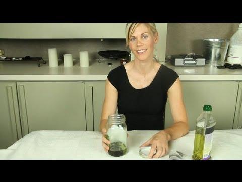 Nasıl Çay Poşetleri Ve Bitkisel Yağ Kullanarak Masaj Yağları Yapmak: Masaj Terapisi, Yağlar Ve Aromaterapi
