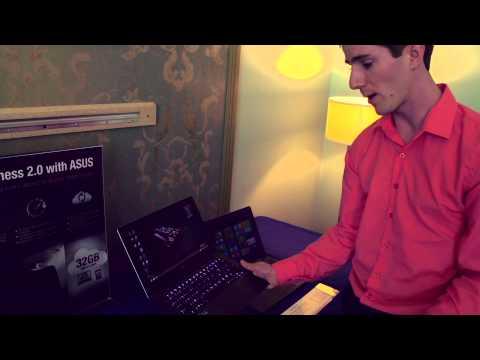 Asus Tai Chi 31 Defter/tablet Windows 8 - Ces 2013 Linus Tech İpuçları
